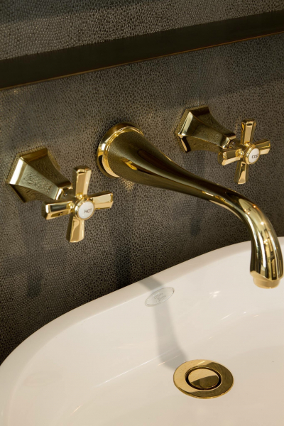 Beautiful Brass from California Faucets
