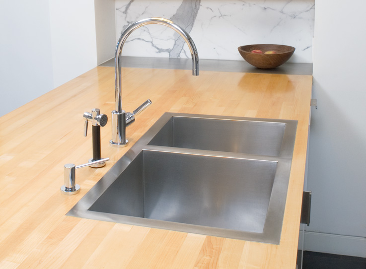 Mila Stainless Sinks, plumbing showroom santa cruz ...