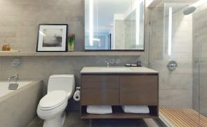 The entire Suite, Bath, Lavi and Shower