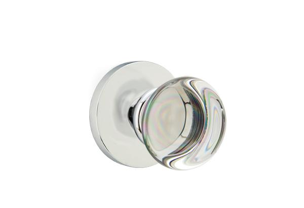 Magical Crystal Door Knobs From Emtek Plumbed Elegance