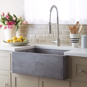 Native Stone Kitchen Sink