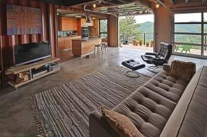 Plenty of cozy space