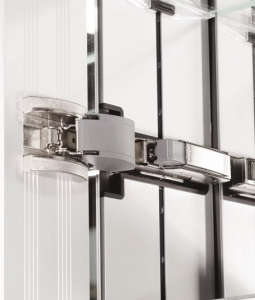 Heavy duty Blum concealed hinges and shock absorption system mean your Sidler cabinet will always close quietly