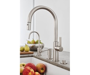 Beautiful Faucet in so many finishes by California Faucets