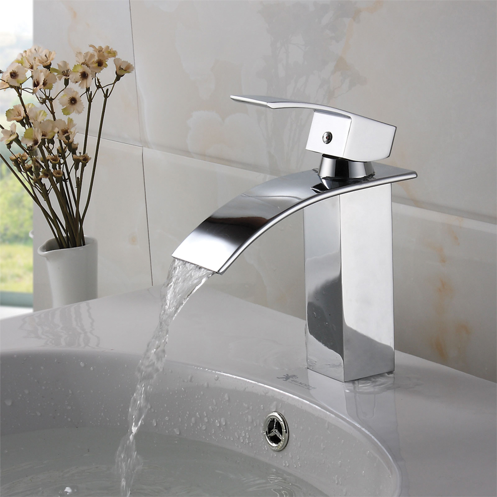 Faucets that beg to seen and touched